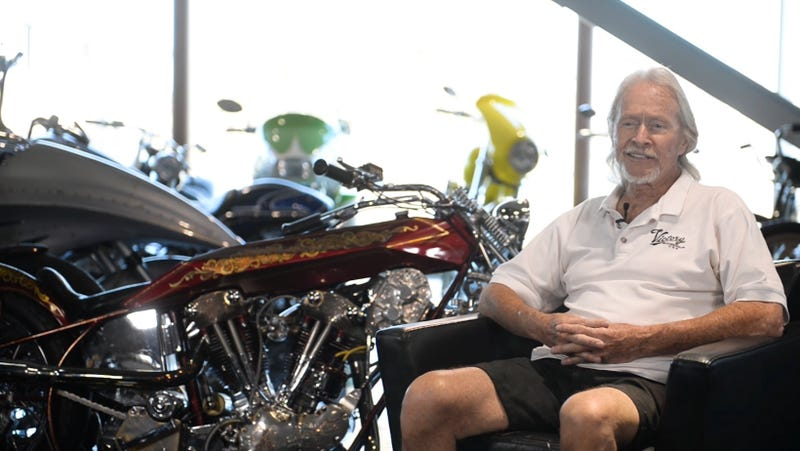 Illustration for article titled Arlen Ness, Legendary Custom Motorcycle Builder, Dies At 79
