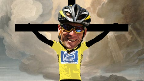 The Eternal Martyrdom Of Lance Armstrong a1f6c6c58