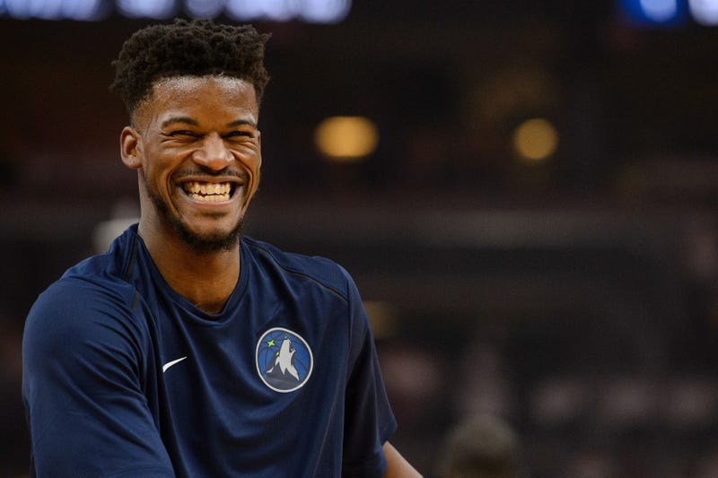 Illustration for article titled Report: Jimmy Butler Showed Up At Timberwolves Practice To Humiliate The Stars And Yell At The GM