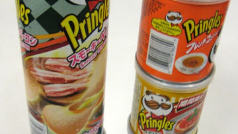 Illustration for article titled Taste Test: Asian Pringles