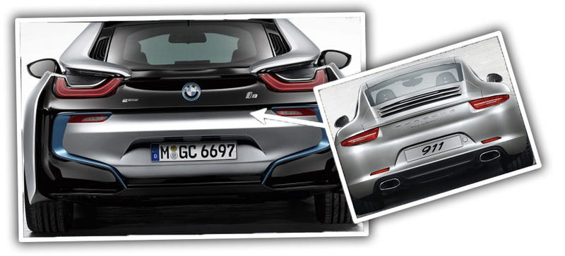 Ilration For Article Led The I8 Secret Bmw Doesn 39 T Want You To