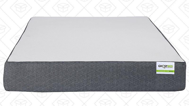 """GhostBed 11"""" Memory Foam Mattress, $325-$696"""