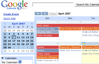 Illustration for article titled Geek to Live:  Black belt scheduling with Google Calendar