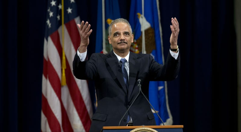 Illustration for article titled Eric Holder Says Edward Snowden Could Possibly Work Out a Plea Deal