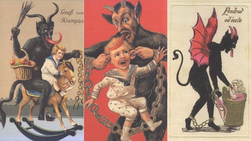 Illustration for article titled Six Tools to Help Terrorize Children During Krampusnacht