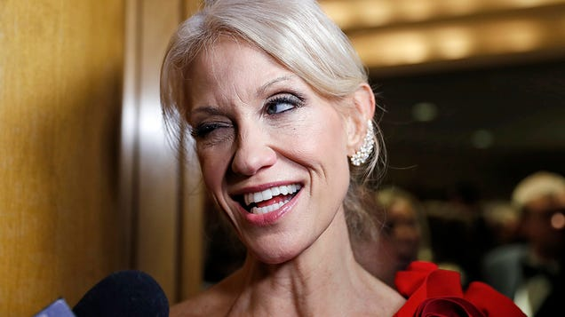 Facebook Users Are Marking Themselves as  Safe  From Kellyanne Conway s Made-Up Terror Attack