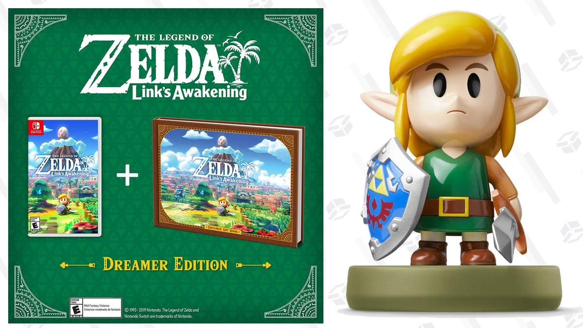 Link's Awakening Dreamer Edition Is Back In Stock On Amazon, If You Hurry