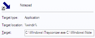 Illustration for article titled Trayconizer Makes Any Program a Permanent System Tray App