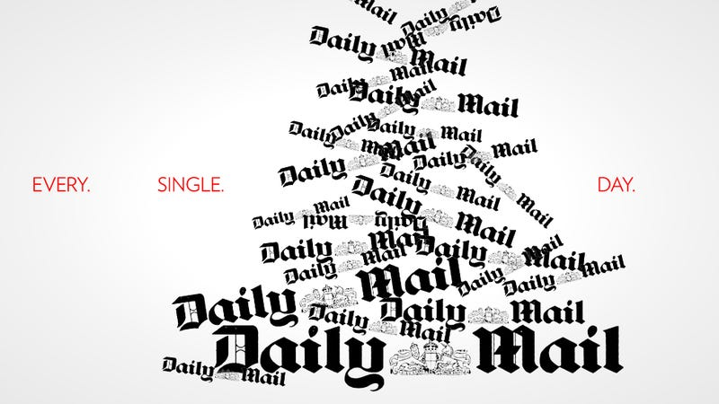 Illustration for article titled I Read the Daily Mail Every Single Day Because I'm a Monster