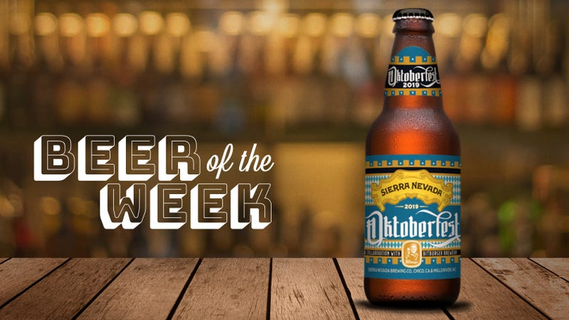 Beer Of The Week: Sierra Nevada's Oktoberfest collaboration could be the official beer of fall