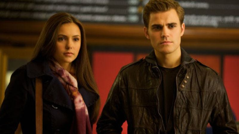 """Illustration for article titled The Vampire Diaries: """"Pilot"""""""