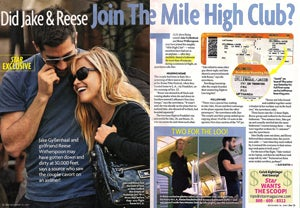 Illustration for article titled Are Reese & Jake For Real?