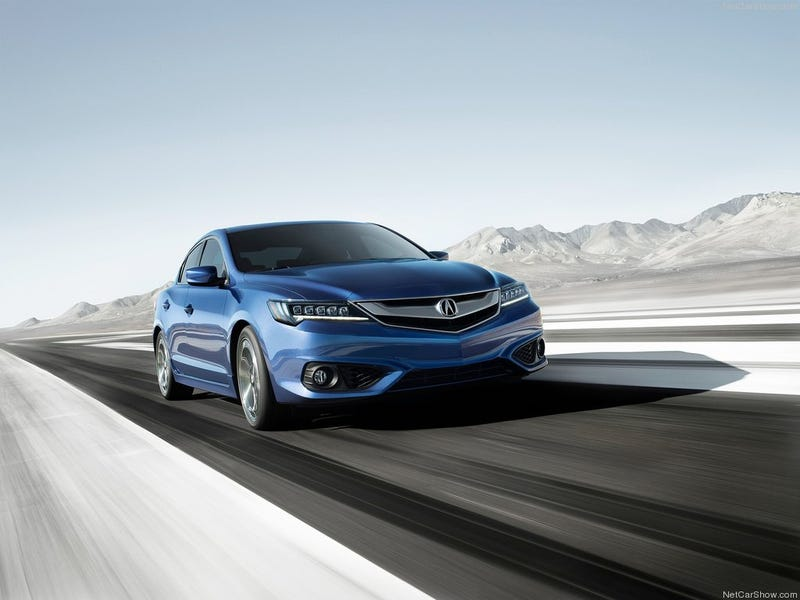 Illustration for article titled Unlike Most Of You, I Totally Understand The Acura ILX