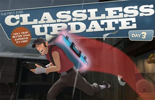 Illustration for article titled Team Fortress 2 Classless Update - It's Over! It's Out!