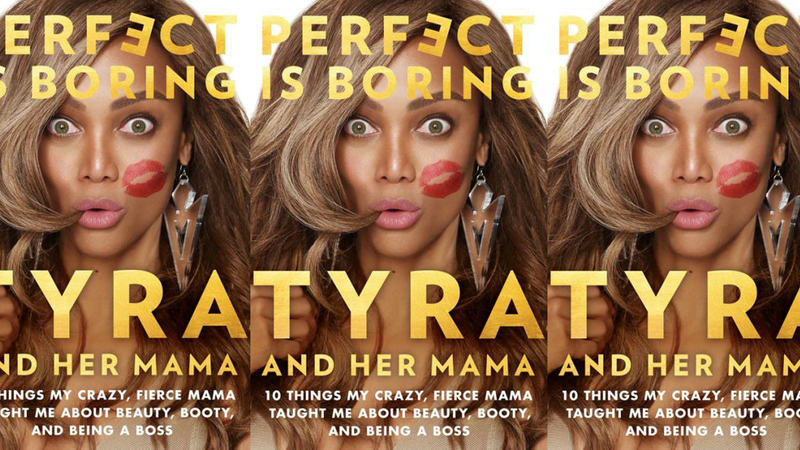 Illustration for article titled Mama Said Knock You Out! Tyra Banks and Her Mom Team Up for a New Book