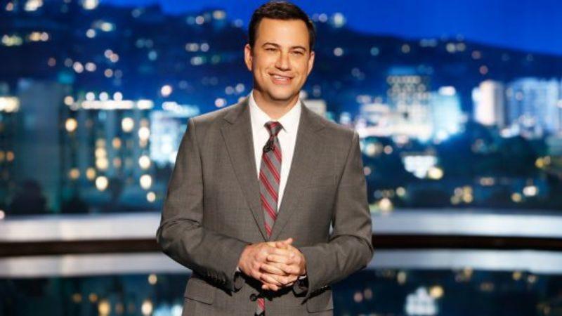 Illustration for article titled Jimmy Kimmel has gone hologram crazy