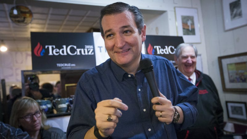 Illustration for article titled As an Attorney, Death Penalty Enthusiast Ted Cruz Really Loved Describing Brutal Crimes