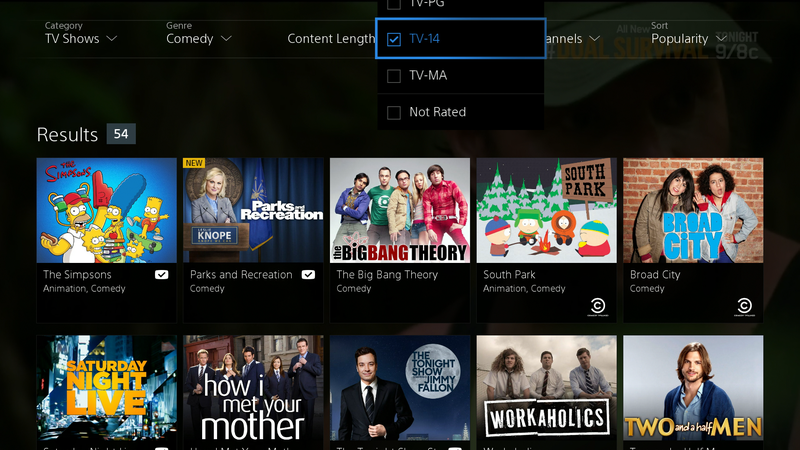 PlayStation Vue Review: Online TV Is Great, But It's Still