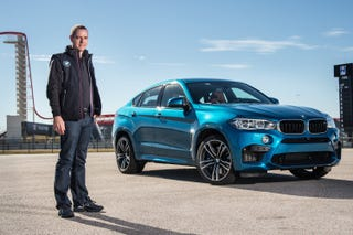 Illustration for article titled BMW M CEO talks about all-wheel drive, manuals, electric Ms and future models