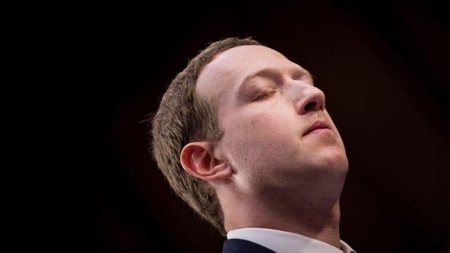 Facebook Bans News in Australia and I Feel Fine