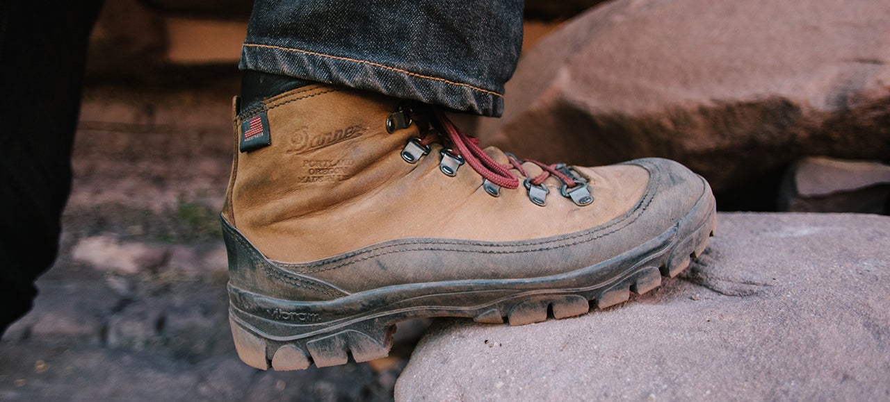Danner Mountain Combat Boots - Yu Boots