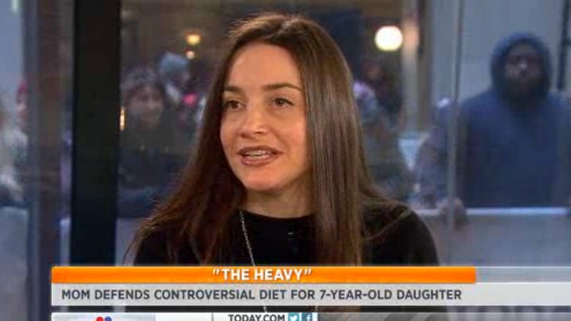 Illustration for article titled Mom Who Wrote About Putting 7-Year-Old Daughter on Diet Now Promoting 'Heavy' Memoir