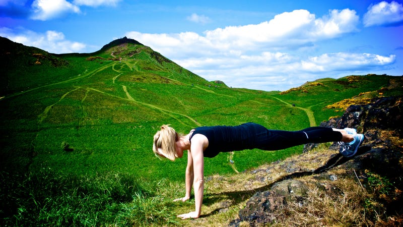 Illustration for article titled Find the Best Position for Your Perfect Plank