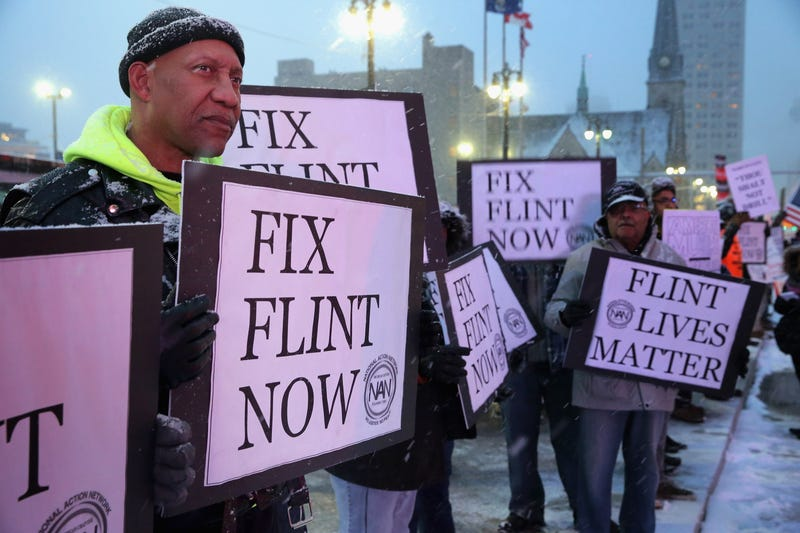 Illustration for article titled #Flint: Lead Levels Remain Unchanged; Michigan Hands Water-Testing Over to the City