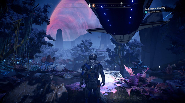 mass effect andromeda the kotaku review