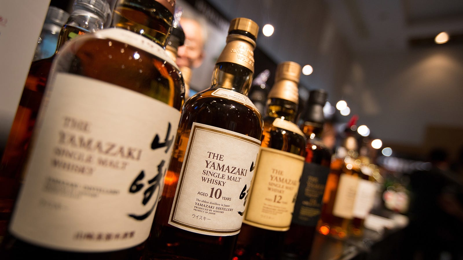 Why the world is flipping for Japanese whisky
