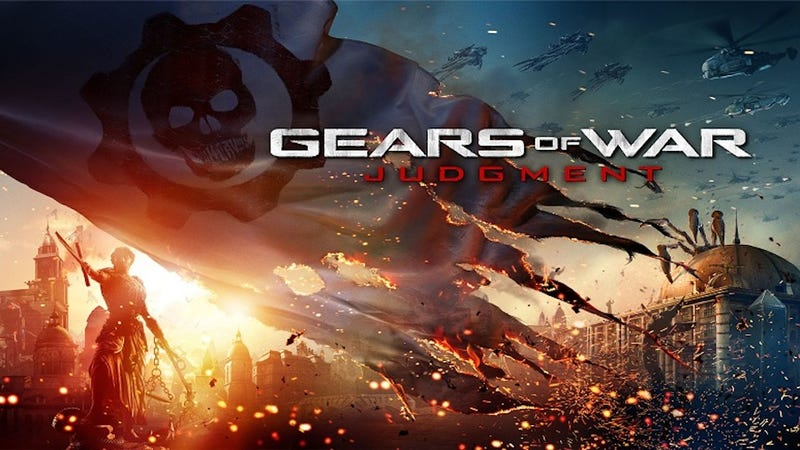 Illustration for article titled Gear of War: Judgment Will Arrive On March 19, 2013 [UPDATE: Video Added]