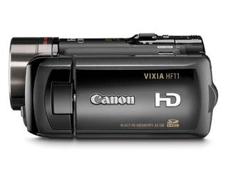 Illustration for article titled Canon Vixia HF11, HG20 and HG21 Camcorders Priced For U.S., Getting Solid Early Reviews