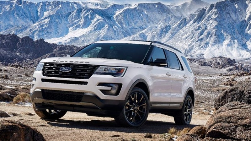 Ford Offers Fix to Prevent Possible Explorer Carbon Monoxide Leaks