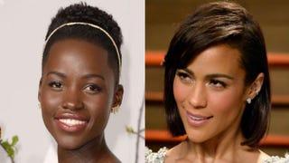 Lupita Nyong'o; Paula PattonJason Merritt/Getty Images; Pascal Le Segretain/Getty Images