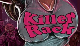 Illustration for article titled Killer Rack May Be The Wrongest Horror Film In The History Of Wrongness