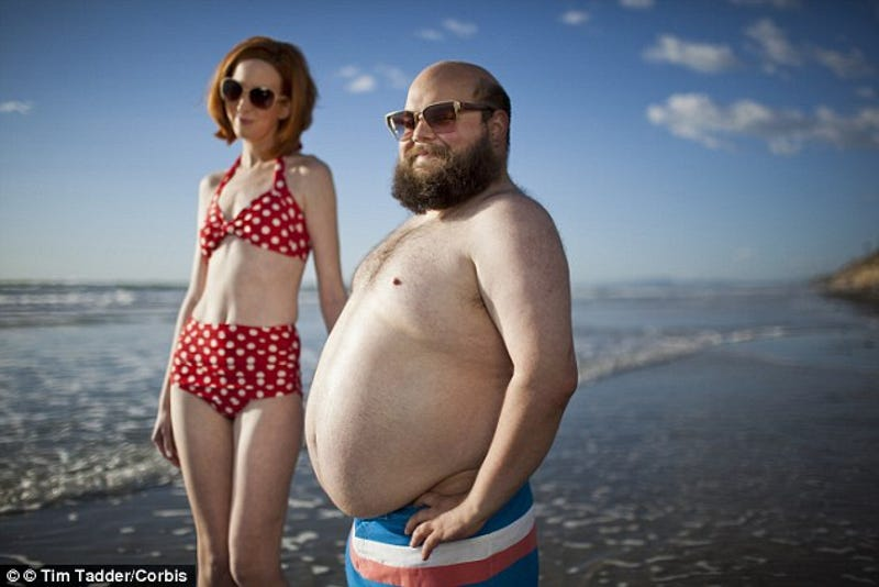 Big  Hookup Skinny Girls Who Like Fat