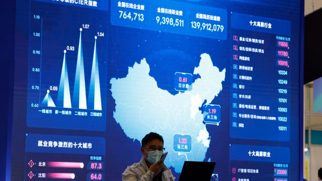China's Propaganda Ministries Dislike the Algorithmic Feed, Possibly Even More Than You Do