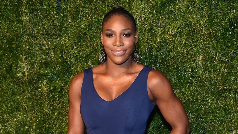 Serena Williams attends the 11th annual CFDA/Vogue Fashion Fund Awards at Spring Studios on November 3, 2014 in New York City.