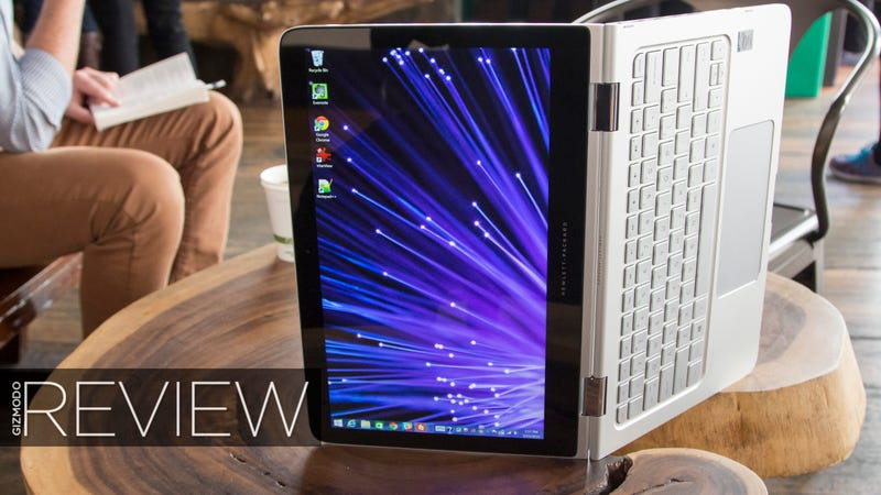 Illustration for article titled HP Spectre x360 Review: My New Favorite Backflipping Windows Laptop