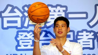Illustration for article titled Continuing, The Geo-Political War Over Jeremy Lin Is