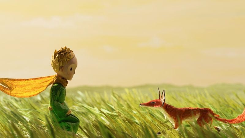 Image result for the little prince 2015