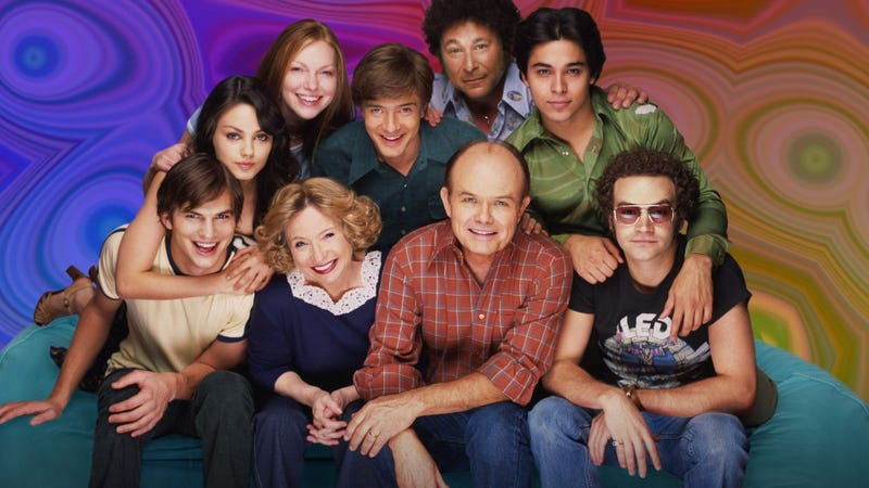 That 70s Show - The Complete Series, $40 for Prime members