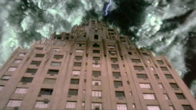 Dana S Apartment Building Ghostbusters why ghostbusters is such an awesome architectural film