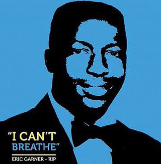 "Art for ""I Can't Breathe,"" a new song released by Eric Garner's familySoundcloud"