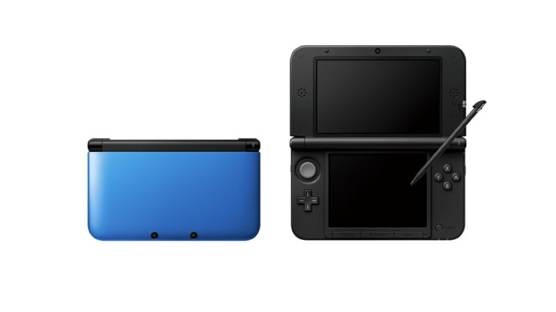 Illustration for article titled There's a New Nintendo 3DS XL Color in Japan