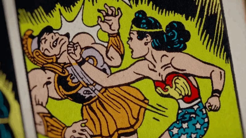 Wonder Woman's Origin Is Revealed in the Trailer for This New Movie