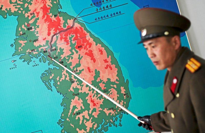 Illustration for article titled U.S. General Says North Korea Would Use WMD As Details On Secret Negotiations Emerge