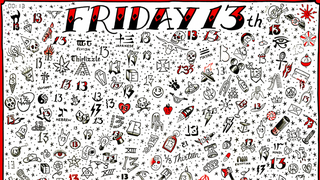 Illustration for article titled Why Friday the 13th Is So Unlucky