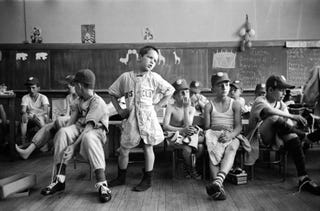 Illustration for article titled Picture This: Little Leaguers Want Their Pants
