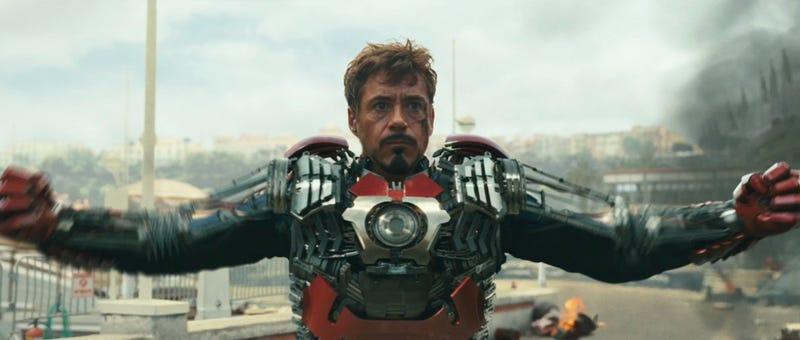 Iron Man 2 скачать торрент - фото 9